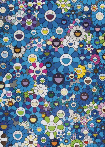 Takashi Murakami-Four Homages-2012