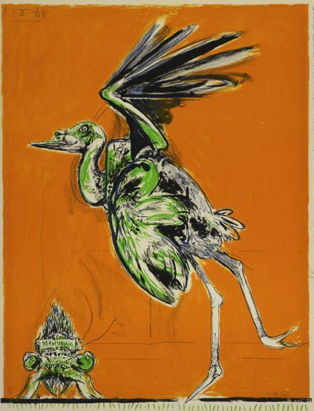 Graham Sutherland-A Bestiary And Some Correspondences (Tassi 81-106)-