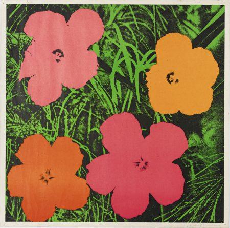 Andy Warhol-Flowers (F. & S. II.6)-1964