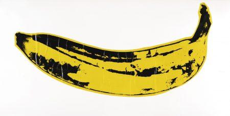 Andy Warhol-Banana (F. & S. II.10)-1966