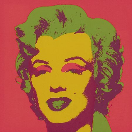 Andy Warhol-Marilyn Monroe (Marilyn) (F. & S. II.21)-1967
