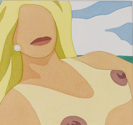 Tom Wesselmann-Bedroom Nude-1978