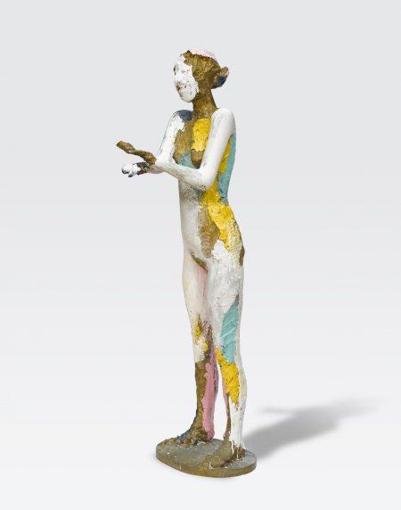 Manuel Neri-Standing Figure No. 1-1980
