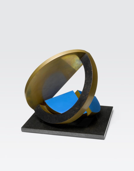 Fletcher Benton-Fold Circle Arc-1980