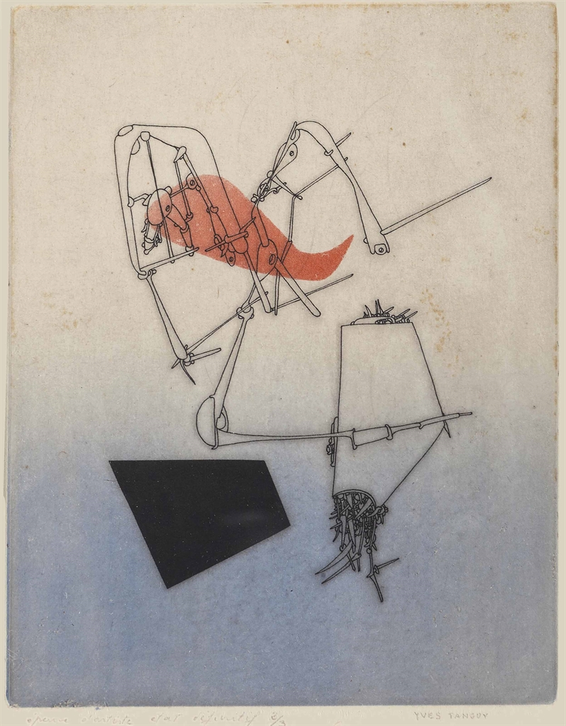 Untitled, from Jean Laude Le Grand passage-1953