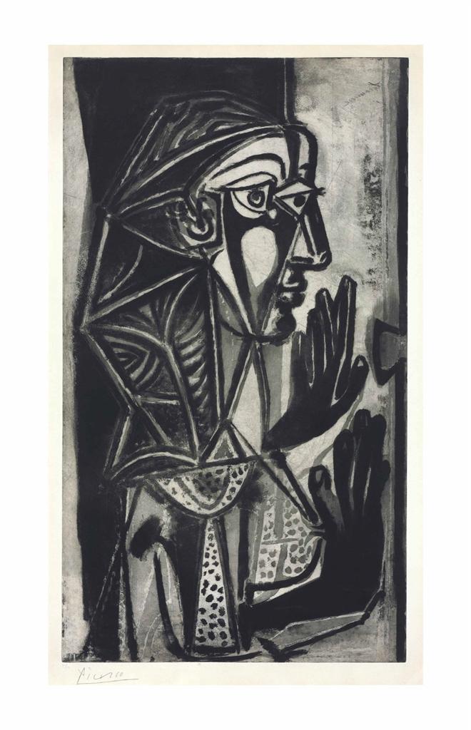 La Femme a la Fenetre-1952