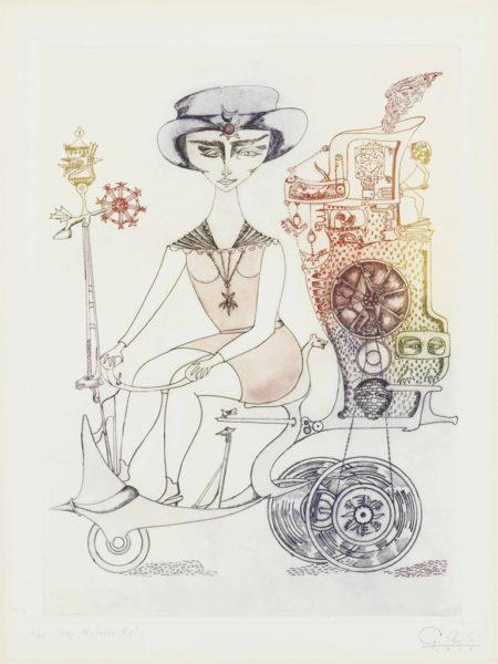 Guillermo Silva Santamaria-Hay Mujeres Asi-1968