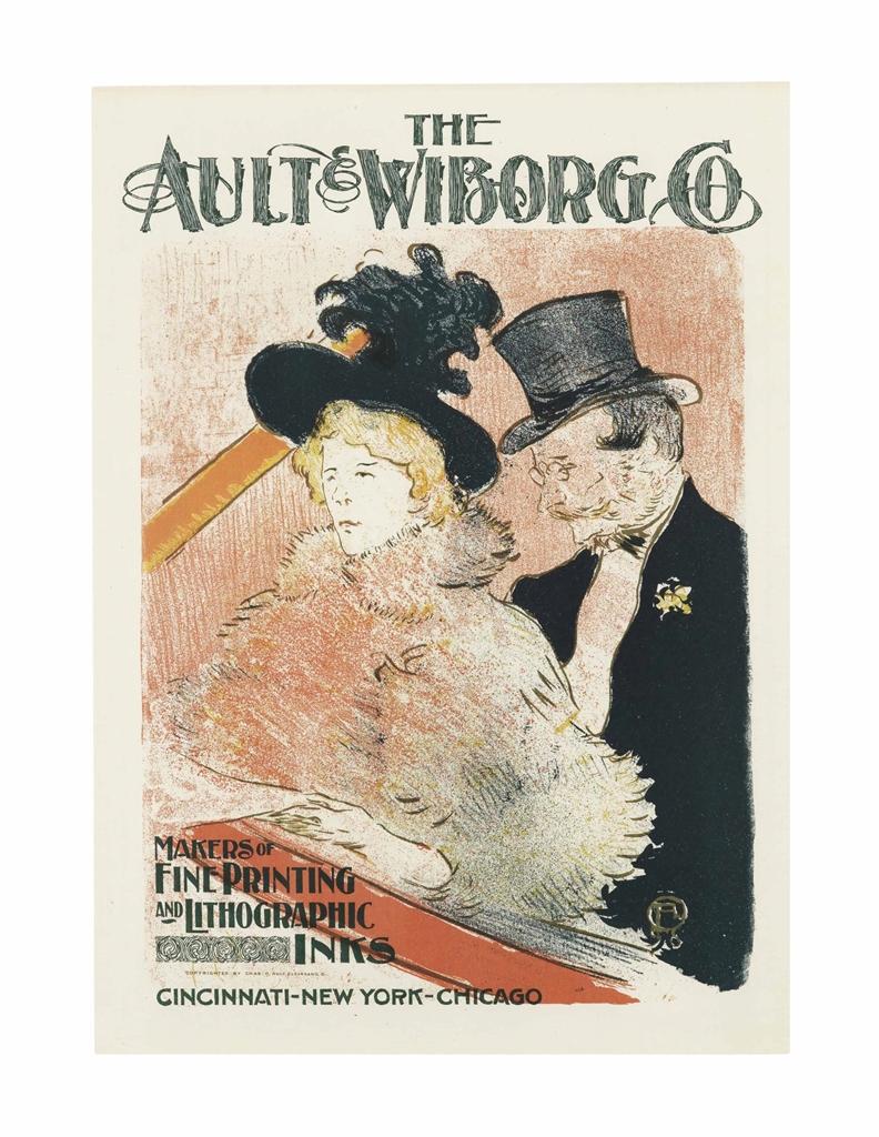 Henri de Toulouse-Lautrec-Au Concert-1896