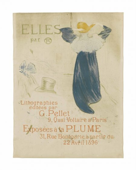 Henri de Toulouse-Lautrec-Elles-1986