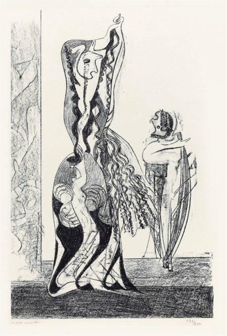 Max Ernst-Danseuses-1950
