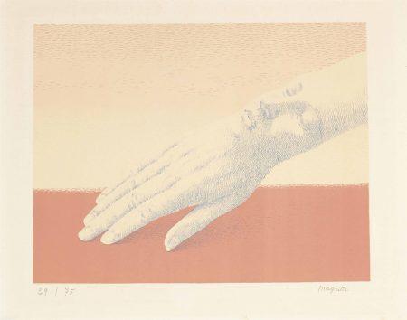 Rene Magritte-Les Bijoux indiscrets-1963