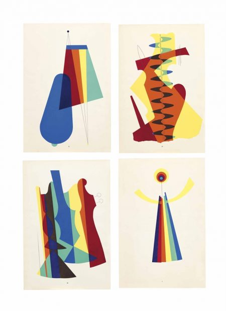 Man Ray-Revolving Doors, Editions Surrealistes, Paris, 1926-1926