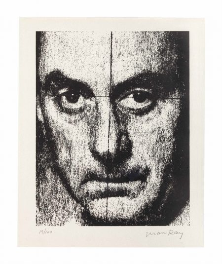 Man Ray-Autoportrait-1972