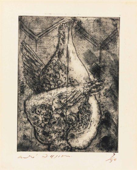 Andre Masson-Nocturne-1944