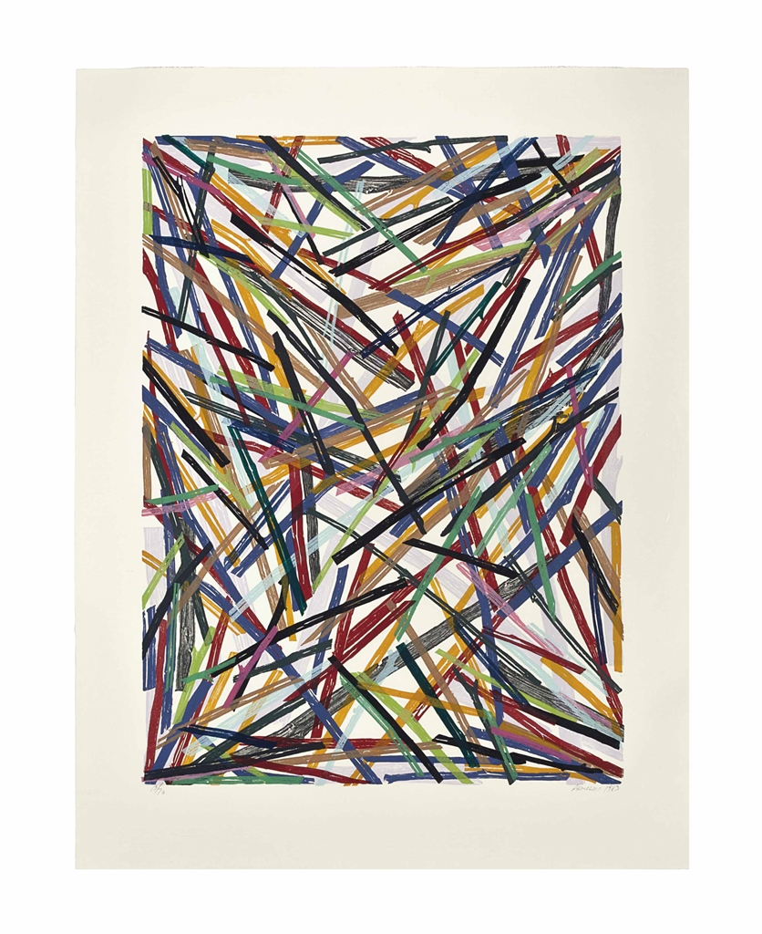 Charles Arnoldi-Untitled #4-1983