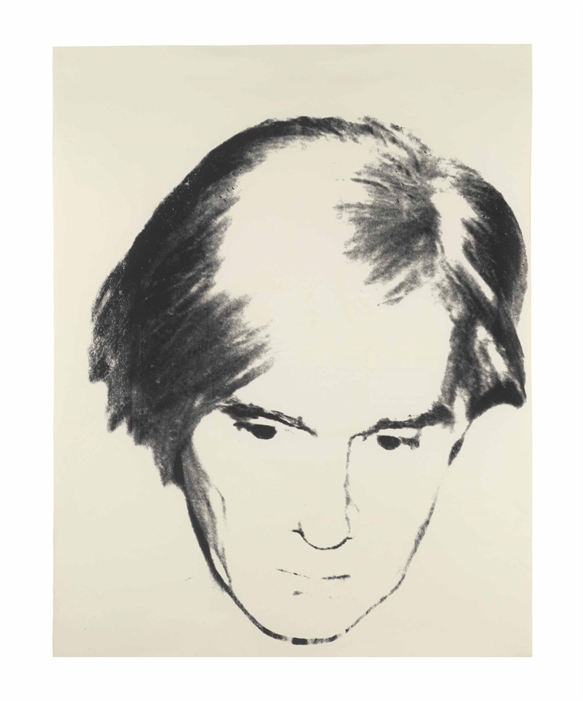 Andy Warhol-Self-Portrait-1977
