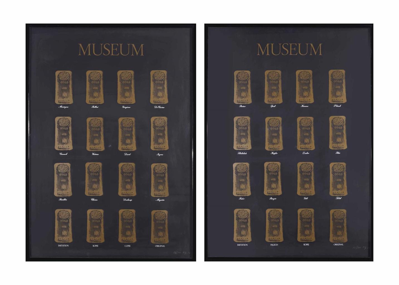 Marcel Broodthaers-Museum - Museum-1972