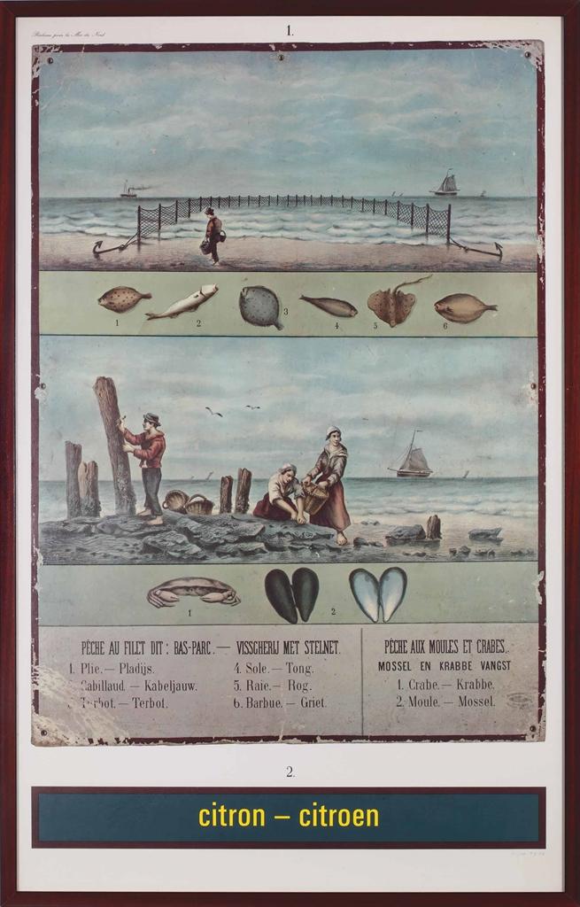 Citron - Citroen (Reclame pour la Mer du Nord) (Citron - Citroen (Advertisement for the North Sea))-1974