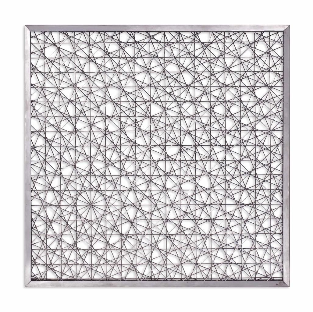 4 Trames de grillage 0° - 22.5° - 45° - 67.5° (4 Wire Frameworks 0° - 22.5° - 45° - 67.5°)-1965