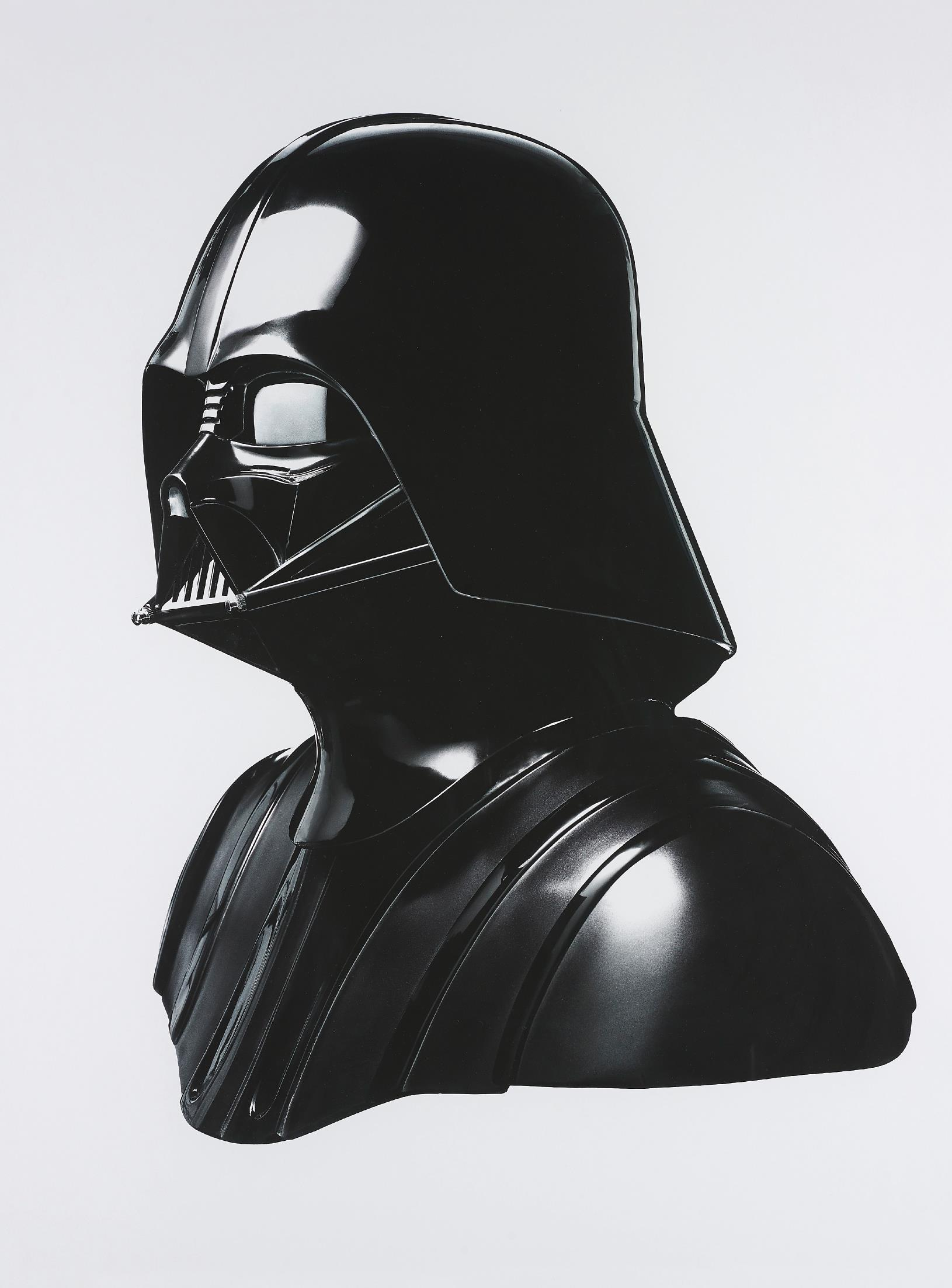 Albert Watson-Darth Vader, The Original Helmet, 'star Wars', New York City-2005
