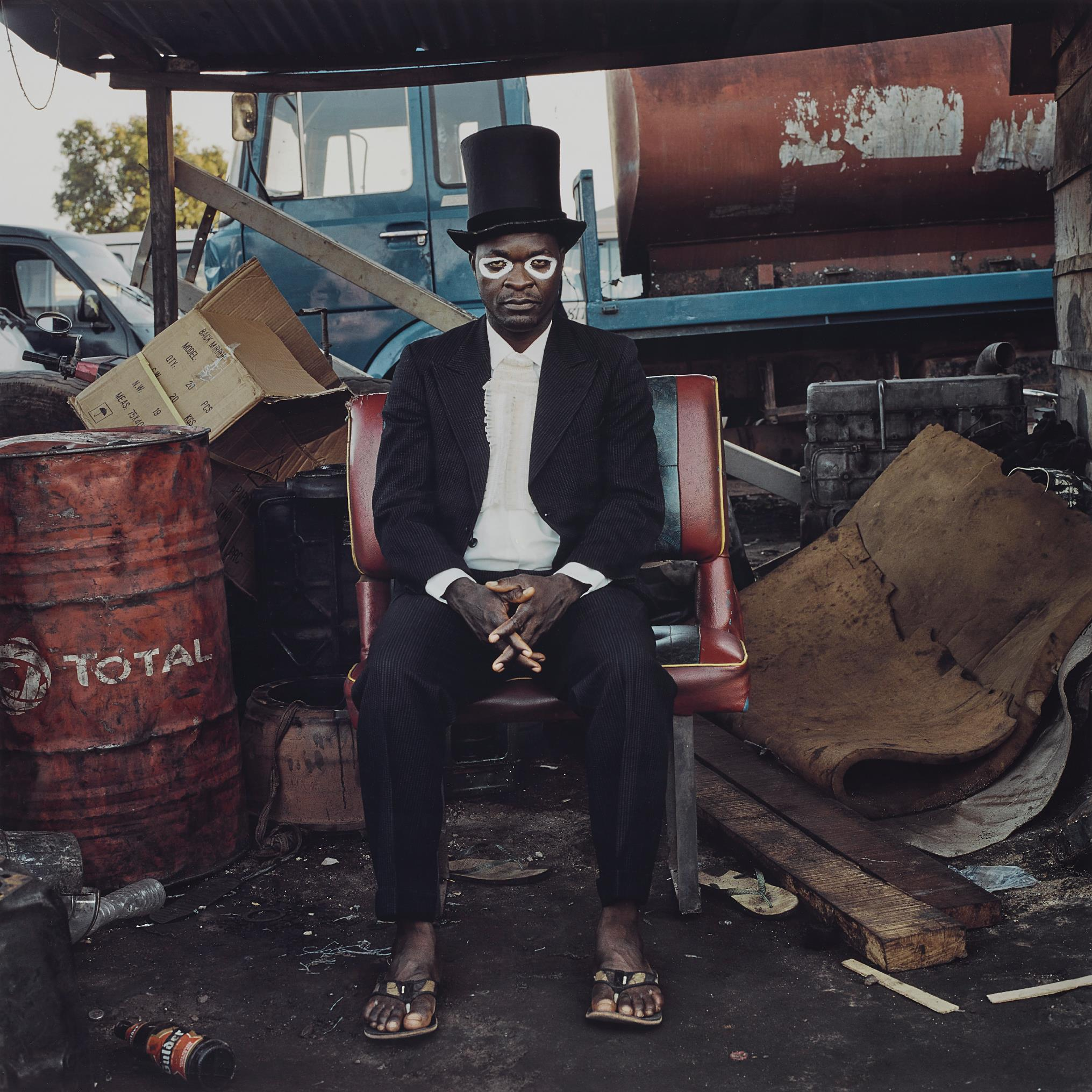 Pieter Hugo-Emeka Onu, Enugu, Nigeria From Nollywood-2008
