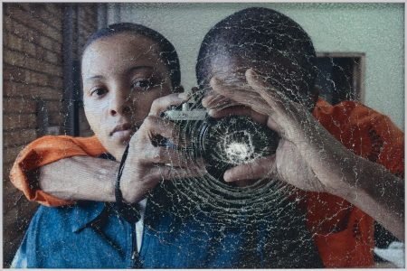 Mikhael Subotzky-Maplank And Naomi, Pollsmoor Maximum Security Prison From Die Vier Hoeke-2004