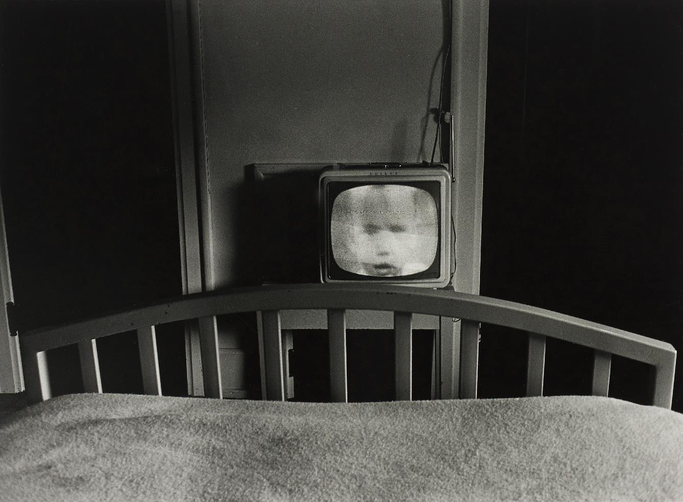 Lee Friedlander-Galax, Virginia-1962