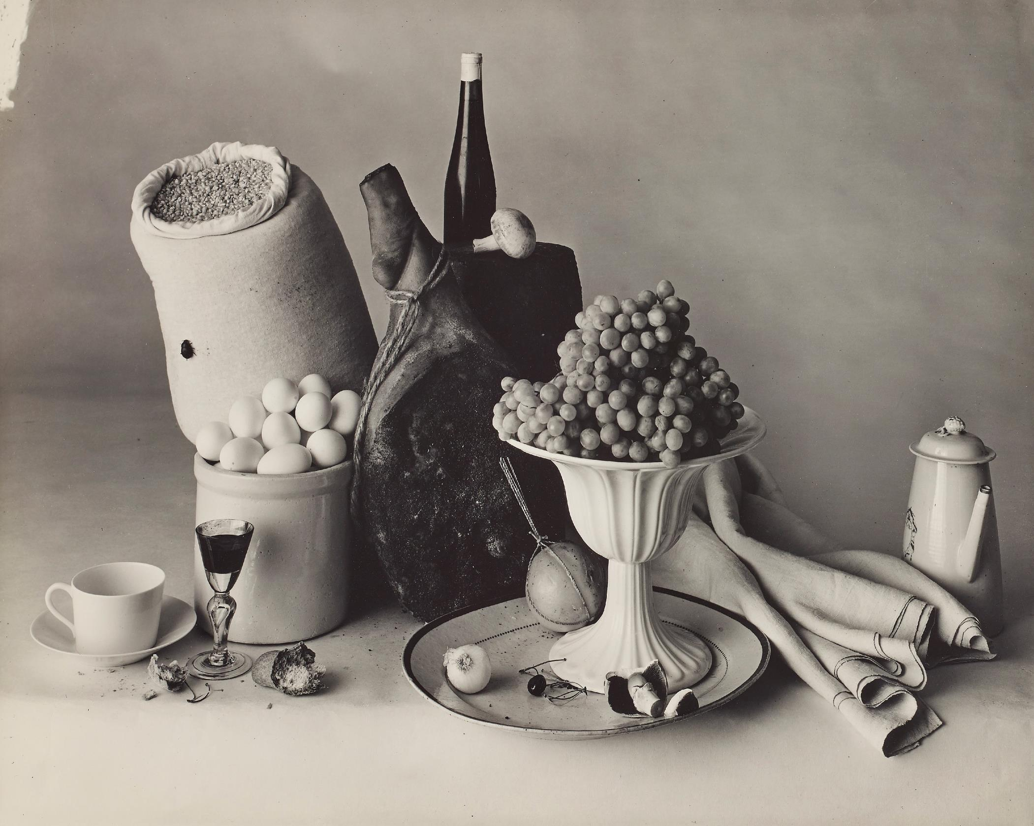 Irving Penn-New York Still Life-1947