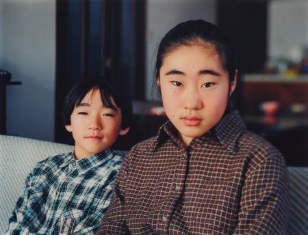 Thomas Struth-Go Und Ayaka Okutsu, Yamaguchi-1996