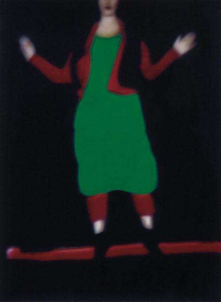 Sarah Moon-Fashion 1, Issey Miyake-1995