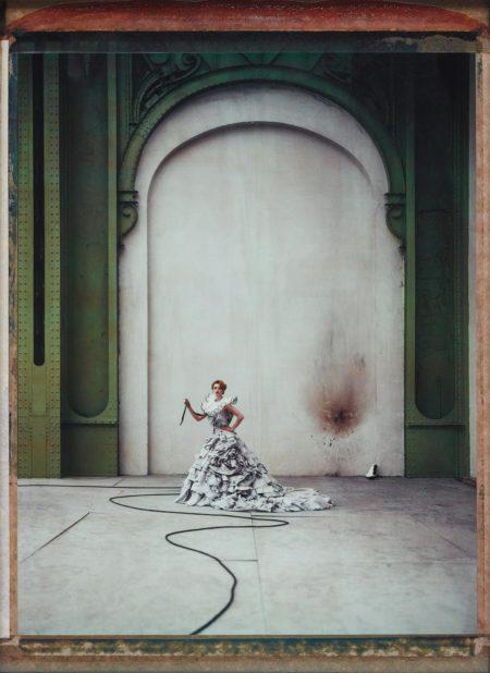 Cathleen Naundorf-The Last Sitting II, Dior - Hc Winter 2011, #36, 14 September-2011