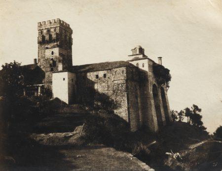 CavalaCouvents De Pantocrator Et Stavronikita-1853