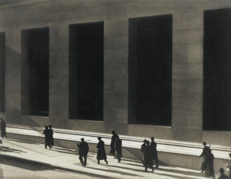 Paul Strand-Wall Street-1915