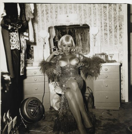 Diane Arbus-Topless Dancer In Her Dressing Room' San Francisco California-1968