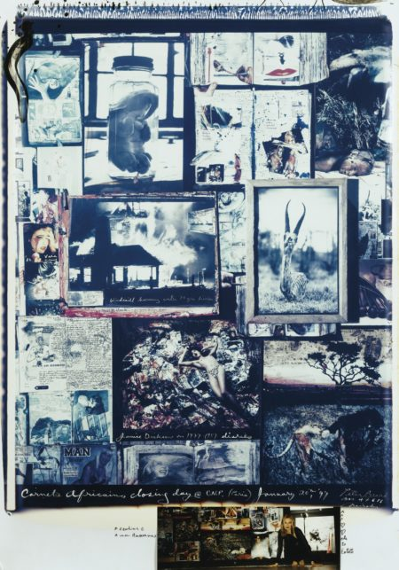 Peter Beard-Ode To Estelle' N. D.-