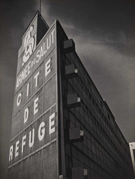 Brassai-La cite refuge de l'Armee du Salut, Le Corbusier-1935