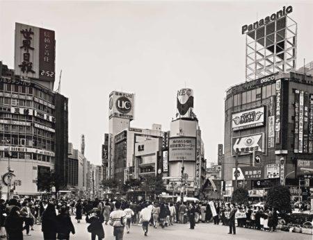 Thomas Struth-Shibuya-Ku Station Plaza, Tokyo-1987