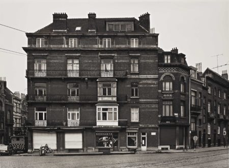 Thomas Struth-Place Wappers, Bruxelles-1980