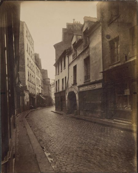 Rue Broca, Paris-1912