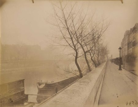 Eugene Atget-Pont Neuf, Paris-1920
