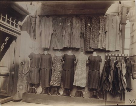 Rue Mouffetard, Paris-1920