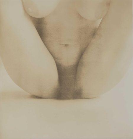 Irving Penn-Nude-1950