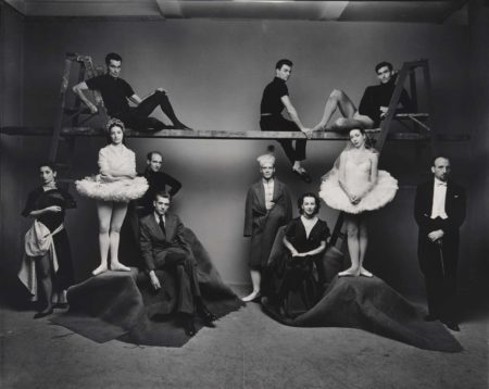 Irving Penn-Ballet Theatre, November 21-1974