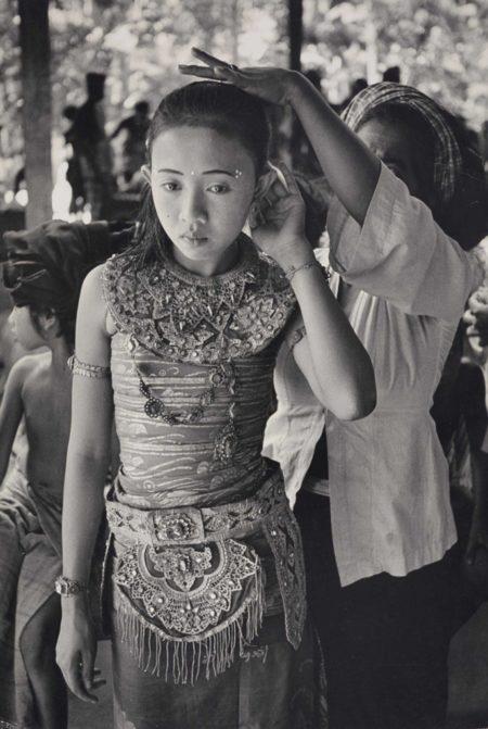 Henri Cartier-Bresson-Ubud, Bali-1950
