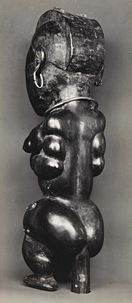Sculpture africaine-1935