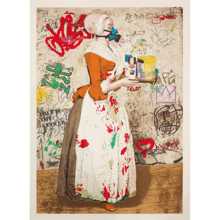 Mr. Brainwash-The Chocolate Vandal-2009