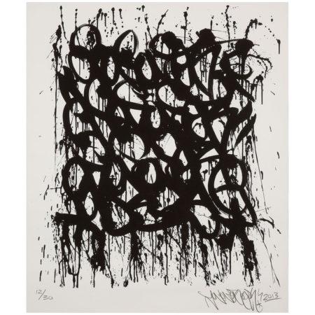 JonOne-Sans Titre-2013