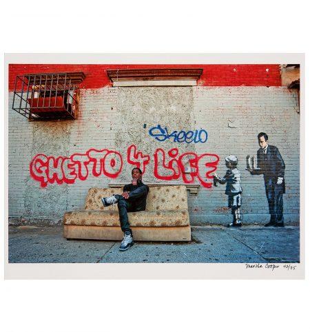 Martha Cooper-Ghetto For Life-