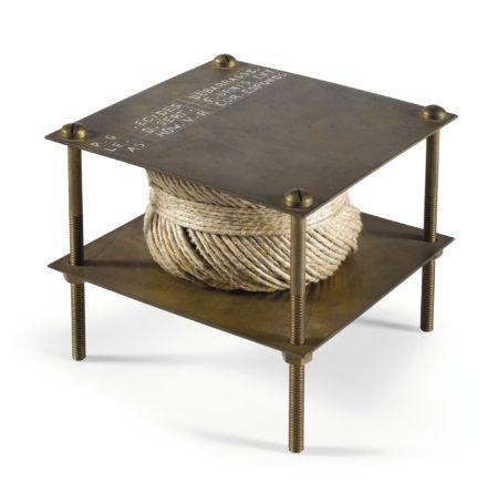 Marcel Duchamp-With Hidden Noise (A Bruit Secret)-1964