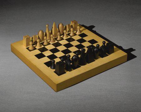 Man Ray-Chess Set-1945